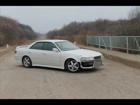 tourer - Toyota Mark 2 JZX100 Tourer V.