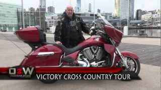 5. Victory Cross Country Tour Review