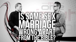 Video 364. Is Same Sex Marriage Wrong Apart From The Bible? MP3, 3GP, MP4, WEBM, AVI, FLV Maret 2018