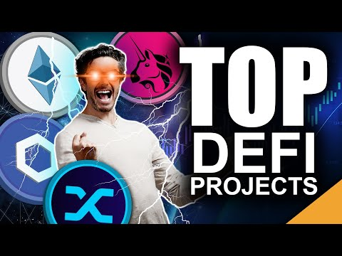 Top 10 Crypto Coins to Make You Rich in 2021 (HOTTEST DeFi Tokens)