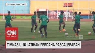 Video Jelang Piala AFF, Timnas Indonesia U-16 Gelar Latihan MP3, 3GP, MP4, WEBM, AVI, FLV Juni 2018