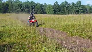 7. How to properly use a kymco mongoose 90 atv