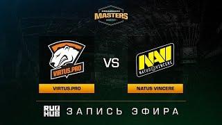 Virtus.pro vs Natus Vincere - Dreamhack Malmo 2017 - de_inferno [yXo, Enkanis]