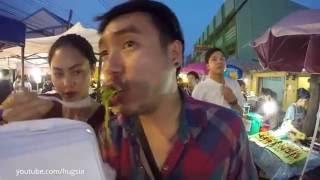 Chiang Rai Thailand  city photos : Walking street Chiang rai Thailand ถนนคนม่วนเชียงราย