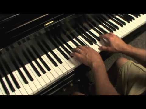 """Piano Exercises For Beginners #7 """"6ths Etude"""""""