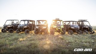 7. CAN-AM // DISCOVER THE 2020 LINEUP