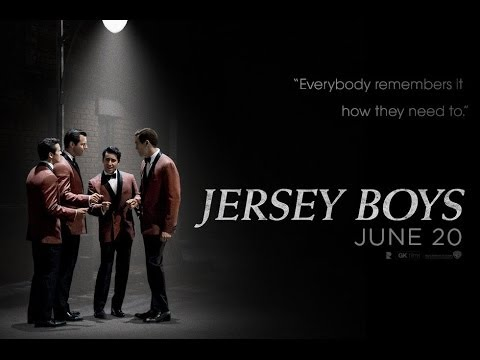 Jersey Boys- 2014 Movie Review