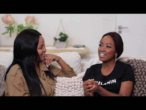 A sit down with Hle Ntombela | Journey to her recording