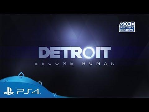 Detroit: Стать человеком   Трейлер к выходу игры   PS4