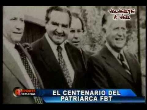 Reportaje Centenario del Patriarca Fernando Belaunde Terry