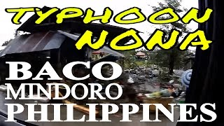 Calapan Philippines  city photos : BACO CALAPAN after typhoon NONA MELOR Oriental Min