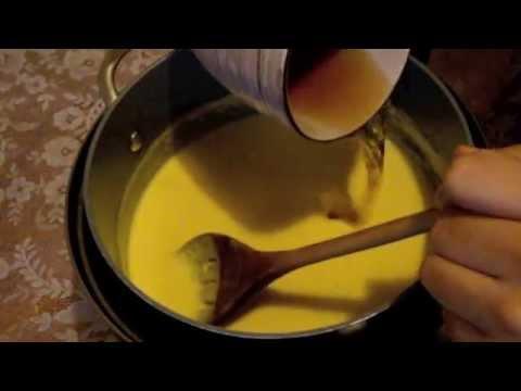 Receta de Como preparar el rompope