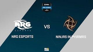 NiP vs NRG, game 1