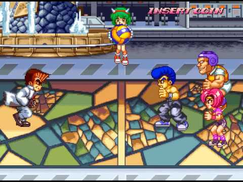 Super Dodgeball Neo Geo