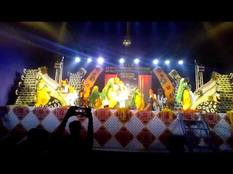 Video Waghya murli winning dance performance by MALHAR group at DKTE social download in MP3, 3GP, MP4, WEBM, AVI, FLV January 2017