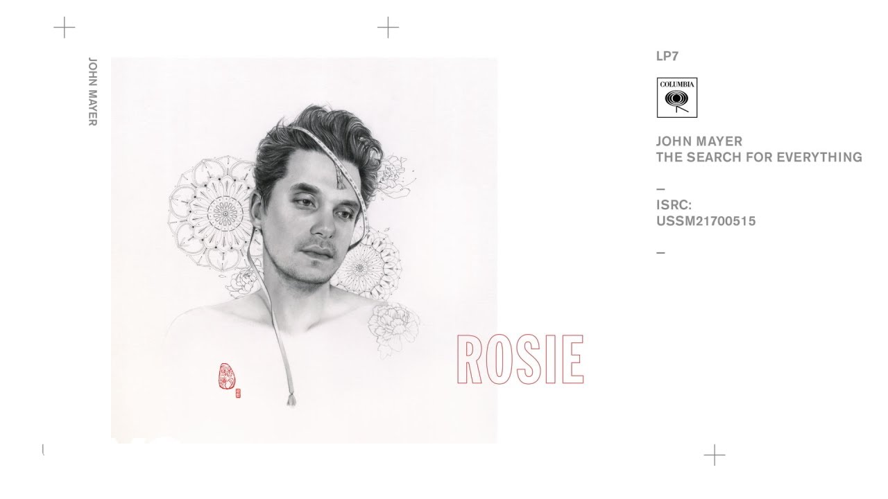 John Mayer – Rosie (Audio)