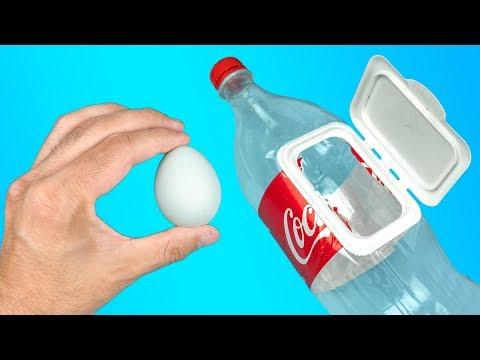 17個塑料瓶的驚人技巧和想法