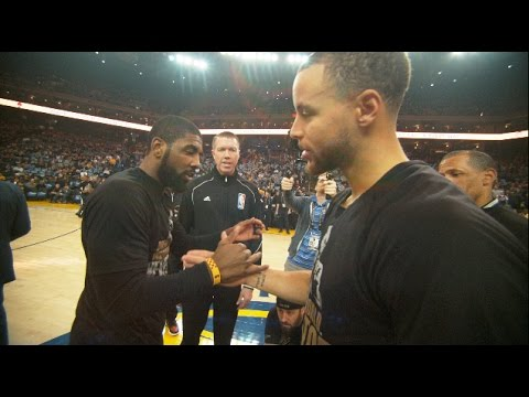 Best Of Phantom: Cleveland Cavaliers vs Golden State Warriors | 01.16.17