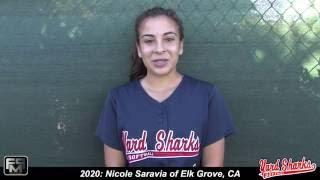 Nicole Saravia