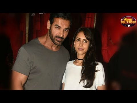 All Well Between John Abraham & His Wife Priya |