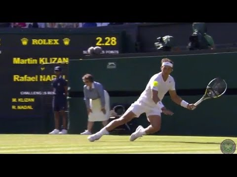 Shot of the Day- Wimbledon 2014