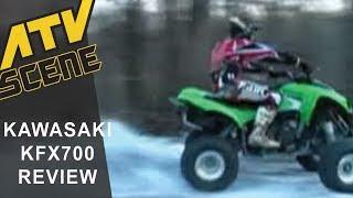 9. Kawasaki KFX700