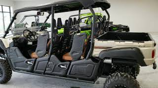 9. Yamaha Viking 6 Ranch Edition with 2