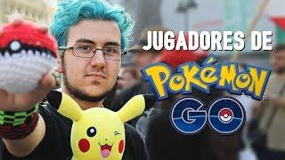 Video JUGADORES DE POKEMON GO MP3, 3GP, MP4, WEBM, AVI, FLV Mei 2018