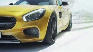 Mercedes-AMG GT Coupe - Promo Video 01