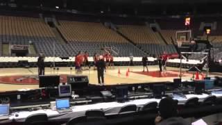Toronto Raptors & FITLIGHT Trainer™