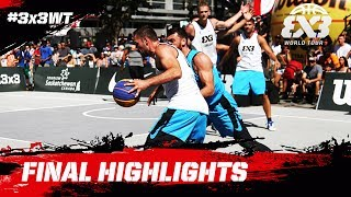 Relive the best moments of the FIBA 3x3 World Tour Saskatoon Masters final between 3x3 World Tour reigning champs Ljubljana (SLO) and hosts and local favorites Saskatoon (CAN)!Subscribe to the FIBA3x3 channel: http://bit.do/SubscribeFIBA3x3More on:http://twitter.com/FIBA3x3http://www.facebook.com/FIBA3x3http://fiba3x3.comhttp://instagram.com/FIBA3x3