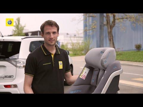 I nostri consigli per i seggiolini auto bambini