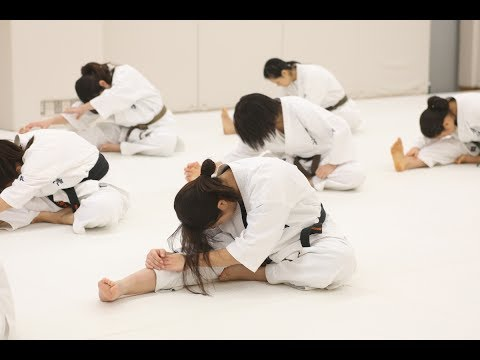 Karate Exercises/Junbi Undo