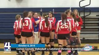 Caston Volleyball vs Lakeland Christian Academy