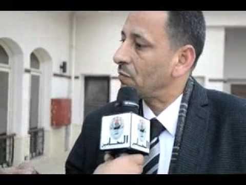 اشرف حنتيرة : يؤكد على انه سيتم عقد لقاء مع النواب من المحامين السبت القادم
