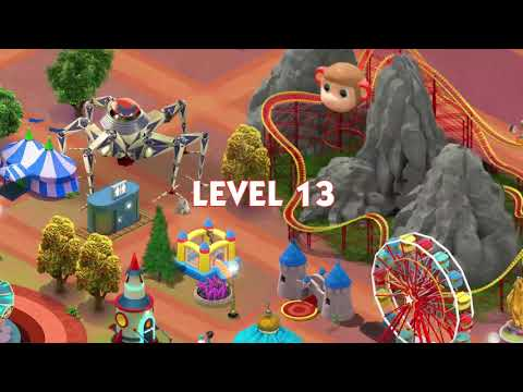 Wonder Park Magic Rides (Pixowl) Levels Video