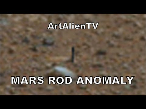 Mars Mystery Rod Anomaly: NASA Curiosity: Alien Periscope or Camera? 2014. ArtAlienTV 1080p Full