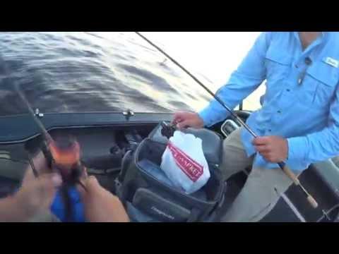 ловля судака весной с пвх лодки