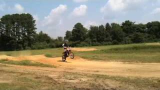 10. Wide Open MX (ktm 105sx)