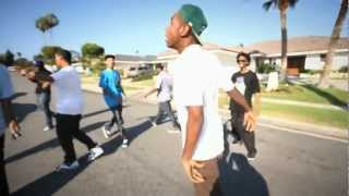 ODD FUTURE KRUMPING BATTLE