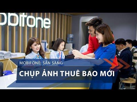Mobifone: Sẵn sàng chụp ảnh thuê bao mới  | VTC1 - Thời lượng: 32 giây.