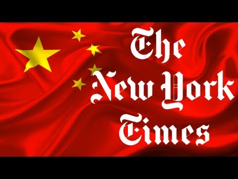 China Hacks The New York Times for Exposing Corrupt Leaders