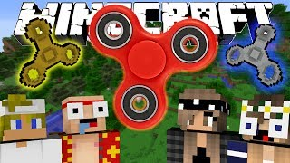 What would happen is Fidget Spinners were added to Minecraft? Fidget spinners are so popular and Notch loves them, he decides to make a Minecraft update that will change the Minecraft world...➜SERVER IP: mc.trovical.comWEBSITE: https://www.trovical.com/STORE: https://store.trovical.com/-------------------------------------------➤Subscribe here: http://goo.gl/RI2d5BDon't forget to check out my AWESOME server! We have Factions, Skyblock, Crative, Minigames and coming soon: Prison, KitPVP and Survival!!-Actors: byMaree, FaithfulArts, TheHandsomeLord, Grimepp, rubix_cube_man, pankstergangsterThanks to Kazini for helping me setup a modded server! https://twitter.com/kazinilooper-- Find Me! --------➤Instagram: http://goo.gl/28SQ6y➤Facebook: http://goo.gl/mWdI1y➤Twitter: https://twitter.com/TheGoldenArmor(P.s. Wanna help? You can add subtitles to this video!)My second channel: https://goo.gl/q5pxPABucketPlanks: https://goo.gl/4RQzK6Crazy deadly Fidget spiners were added to Minecraft! The Minecraftians need to find the super rare Fidget Spinner blocks to craft a fidget spinner. Do they have a special power?This Minecraft video was presented to you by GoldenArmor.--Credits----http://freesound.org/ -Production Music courtesy of Epidemic Sound: http://www.epidemicsound.com-freesfx.org-Texture Pack: http://www.planetminecraft.com/texture_pack/blocksmith-hybrid-75-animations/Mod: https://minecraft.curseforge.com/projects/fidget-spinnerBuilds:-https://www.planetminecraft.com/project/shell-cinema/-https://www.planetminecraft.com/project/imperial-city-arena-recreation/This is just a fictional story and for your entertainment :)!