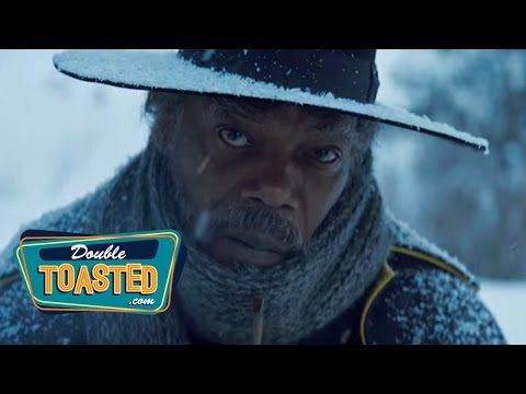 THE HATEFUL EIGHT - Double Toasted Review (видео)