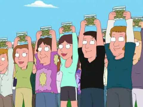 Family Guy - Bag of Weed [Original Video]