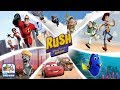 Rush: A Disney pixar Adventure Experience The Thrills O
