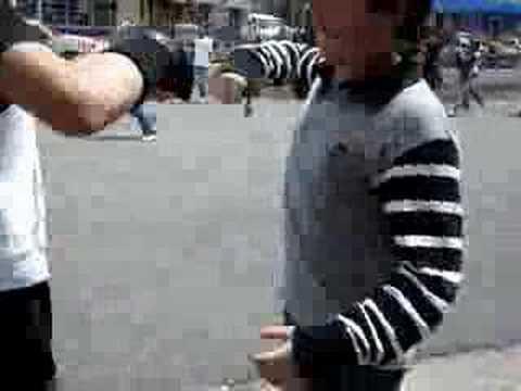 Gangsta Handshake