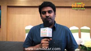 Madhan Speaks at Maan Karate Success  Meet
