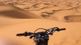 På to hjul i Marokko, frister det?