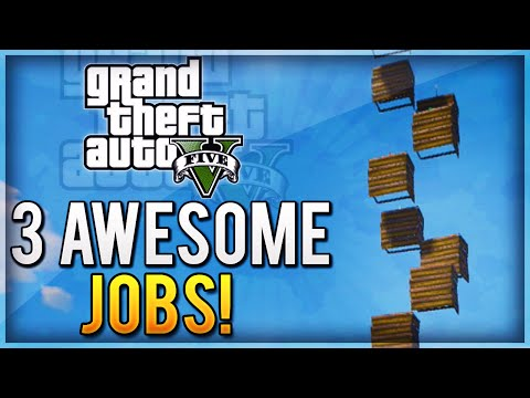 jobs - I hope you guys enjoy these fun gta 5 jobs online with your friends that include a tower of death gamemode, as well as the windmill launch and modded vehicles custom game deathmatch! For more...